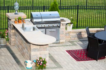 Outdoor Cooking Areas